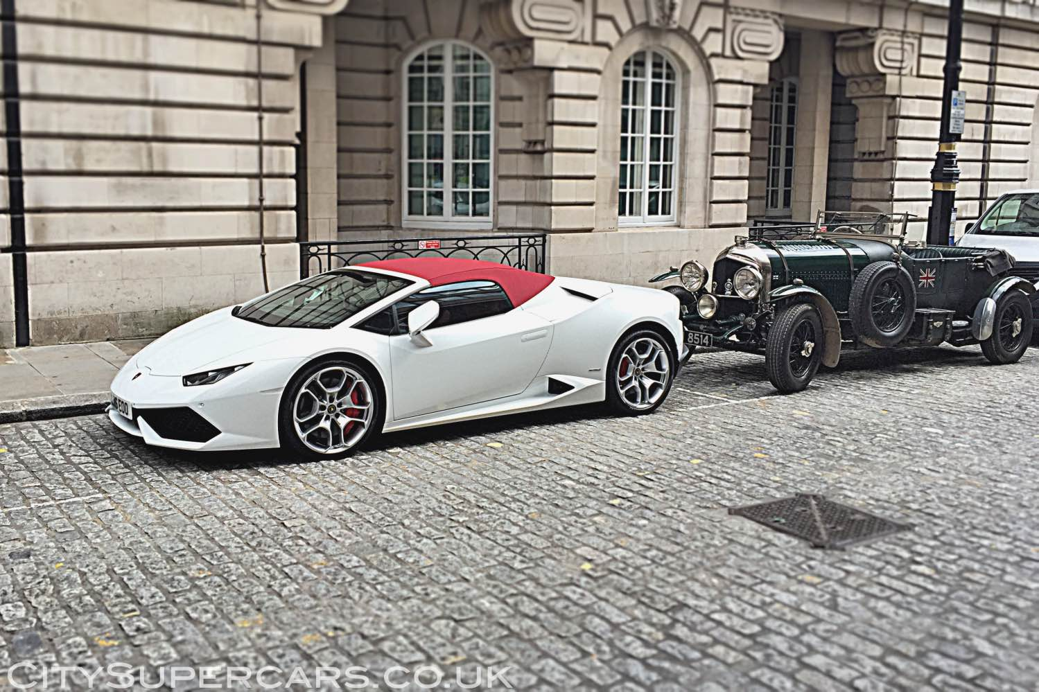 Lamborghini Huracan Spyder Lp 610 4 163 3000 Weekend City